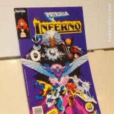 Comics: PATRULLA X INFERNO Nº 15 - FORUM. Lote 205251430