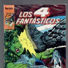 Cómics: LOS 4 FANTASTICOS N,57 COMICS FORUM. Lote 205258230