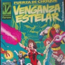 Cómics: FUERZA DE CHOQUE - VENGANZA ESTELAR / P3. Lote 205260410