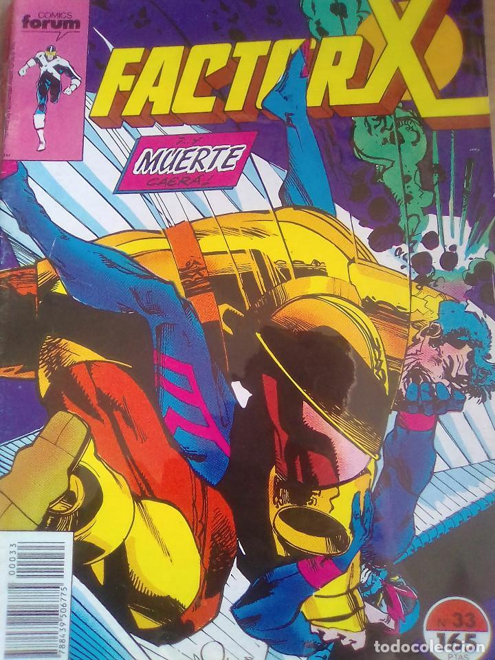 FACTOR X 33 / P3 (Tebeos y Comics - Forum - Factor X)