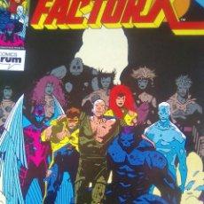 Cómics: FACTOR X 55 / P3. Lote 205286665