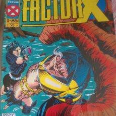 Cómics: FACTOR X 93 / P3. Lote 205287357