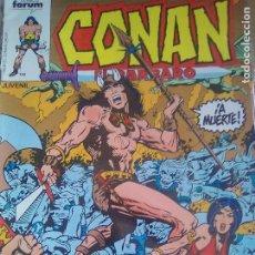 Fumetti: CONAN EL BARBARO 67 / P3. Lote 205297242
