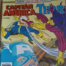 Cómics: CAPITAN AMERICA 52 / P3. Lote 205299285
