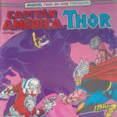 Comics : CAPITAN AMERICA 55 / P3. Lote 205299381