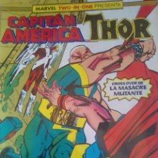 Comics : CAPITAN AMERICA 56 / P3. Lote 205299461