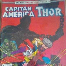 Cómics: CAPITAN AMERICA 57 / P3. Lote 205299527