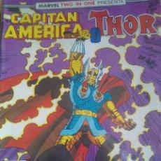 Cómics: CAPITAN AMERICA 60 / P3. Lote 205300092