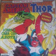 Comics : CAPITAN AMERICA 61 / P3. Lote 205300161