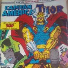 Cómics: CAPITAN AMERICA - THOR 64 / P3. Lote 205300376