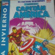 Cómics: CAPITAN AMERICA EXTRA INVIERNO / P3. Lote 205300815