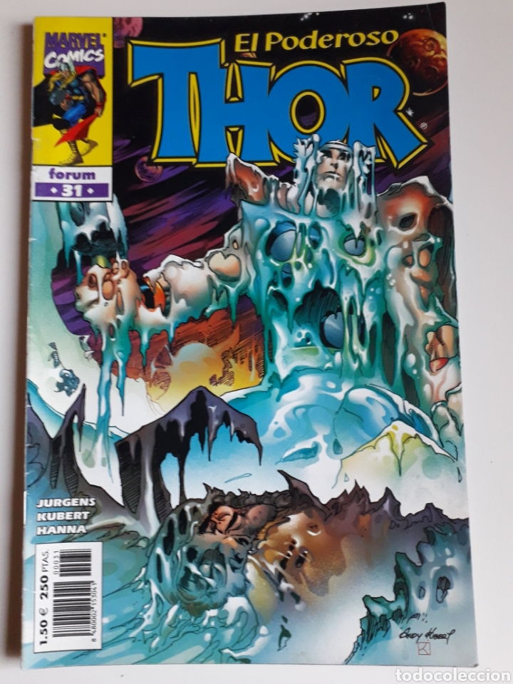 Cómics: Thor vol 4. Num 31 . - Foto 1 - 205319632