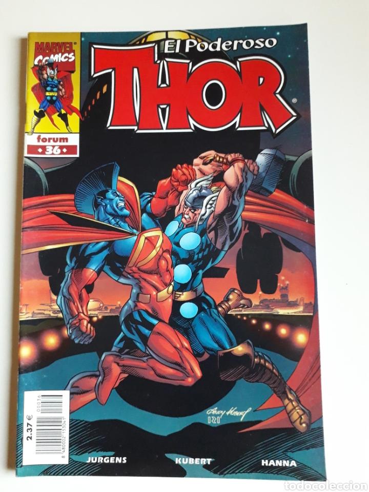 THOR VOL 4. NUM 36 (Tebeos y Comics - Forum - Thor)