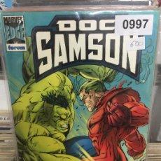 Cómics: FORUM DOC SANSON - DOBLE CUERPO BUEN ESTADO. Lote 205359518