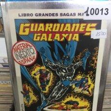 Fumetti: GRANDES SAGAS MARVEL GUARDIANES DE LA GALAXIA - MISION : SALVAR EL FUTURO BUEN ESTADO. Lote 205361536