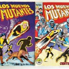 Cómics: LOS NUEVOS MUTANTES VOL.1 NºS 1- 2 (CLAREMONT & MCLEOD) ~ MARVEL / FORUM. Lote 205369337