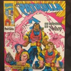 Fumetti: LA PATRULLA X VOL.1 N.121 SU NOMBRE ES BISHOP ( 1985/1995 ).. Lote 205380281