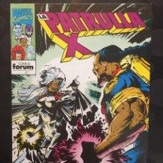 Fumetti: LA PATRULLA X VOL.1 N.122 LA LLEGADA DE BISHOP ( 1985/1995 ).. Lote 205380541