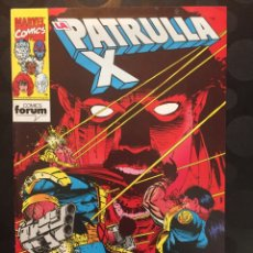 Fumetti: LA PATRULLA X VOL.1 N.126 ALFIL A REY CINCO ( 1985/1995 ).. Lote 205405263