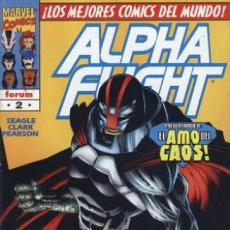 Cómics: ALPHA FLIGHT VOL. 2 Nº 2 EDITORIAL PLANETA-DEAGOSTINI,. Lote 205525097