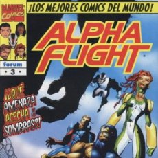 Cómics: ALPHA FLIGHT VOL. 2 Nº 3 EDITORIAL PLANETA-DEAGOSTINI,. Lote 205525183