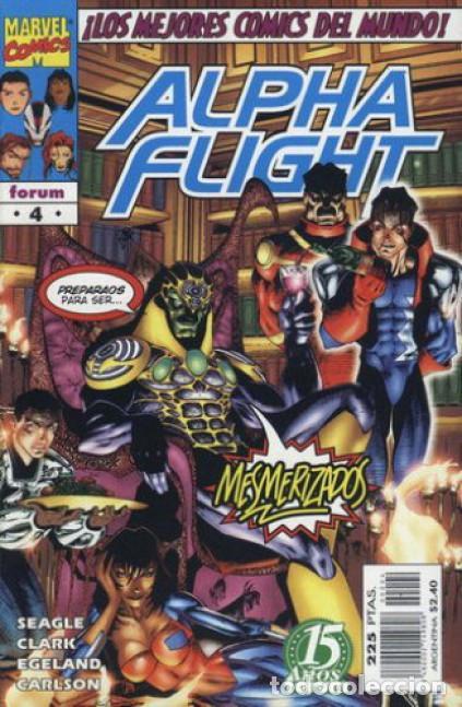 ALPHA FLIGHT VOL. 2 Nº 4 EDITORIAL PLANETA-DEAGOSTINI, (Tebeos y Comics - Forum - Alpha Flight)