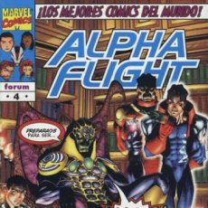 Cómics: ALPHA FLIGHT VOL. 2 Nº 4 EDITORIAL PLANETA-DEAGOSTINI,. Lote 205525216