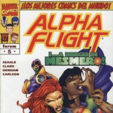 Cómics: ALPHA FLIGHT VOL. 2 Nº 5 EDITORIAL PLANETA-DEAGOSTINI,. Lote 205525331