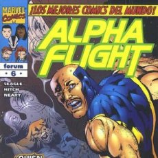 Cómics: ALPHA FLIGHT VOL. 2 Nº 6 EDITORIAL PLANETA-DEAGOSTINI,. Lote 205525377