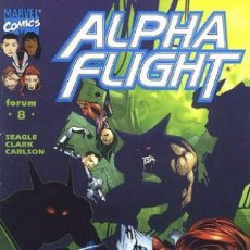 Cómics: ALPHA FLIGHT VOL. 2 Nº 8 EDITORIAL PLANETA-DEAGOSTINI,. Lote 205525493