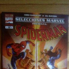 Cómics: SELECCIONES MARVEL Nº 12 SPIDERMAN. MASACRE EN LA DÉCIMA AVENIDA. Lote 205562570