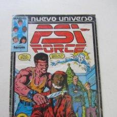 Cómics: PSI FORCE Nº 6 - NUEVO UNIVERSO DE MARVEL FORUM MUCHOS MAS ALA VENTA MIRA FALTAS E2. Lote 205580168