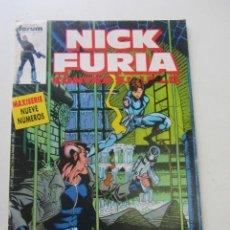 Cómics: NICK FURIA CONTRA S.H.I.E.L.D. - Nº 2 FORUM MUCHOS MAS ALA VENTA MIRA FALTAS E2. Lote 205580306