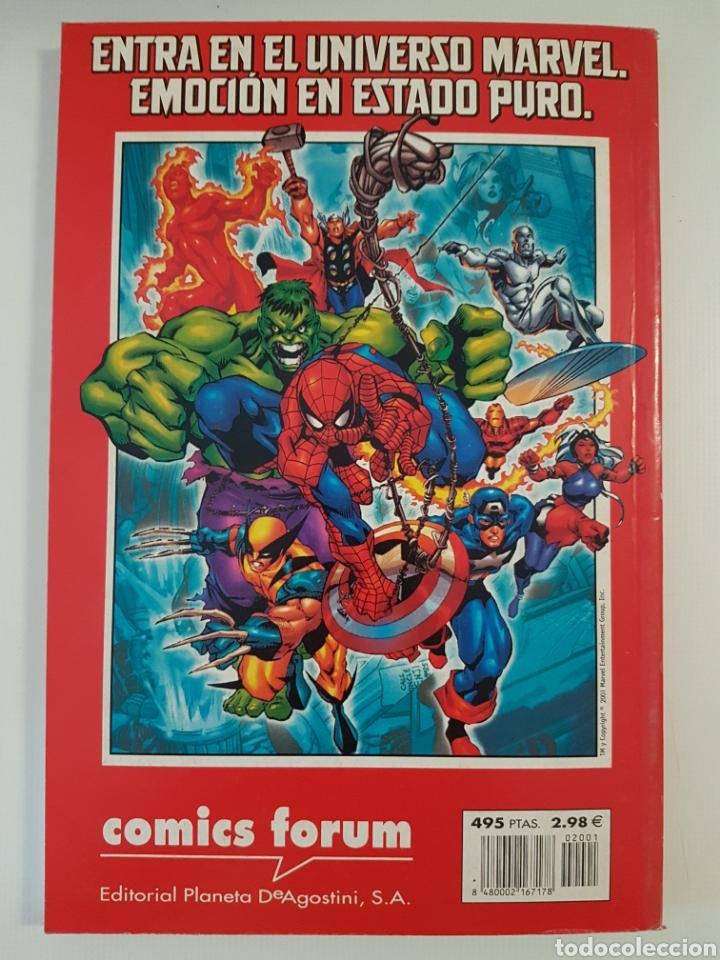 Cómics: LAS AVENTURAS DE LOS X-MEN - RETAPADO TOMO 1 - 1 A 8 GRAPA FORUM - Foto 2 - 205587031