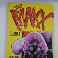 Cómics: THE MAXX TOMO 1 RETAPADO - 1 2 3 4 5 6 GRAPA IMAGE FORUM. Lote 205588877