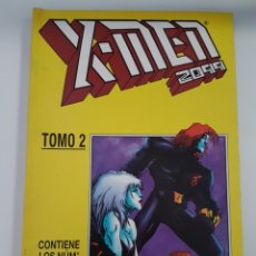 Cómics: X-MEN 2099 TOMO 2 RETAPADO - 8 9 10 11 12 13 14 - GRAPA FORUM. Lote 205589150