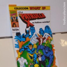 Cómics: COLECCION WHAT IF VOL. 1 Nº 32 ¿Y SI LA PATRULLA X NO HUBIESE EXISTIDO? - FORUM. Lote 205650943