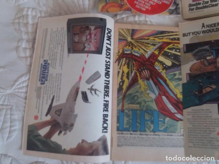Cómics: COMICS MARVEL ALPHA FLIGHT X FORCEX FACTOR AVENGERS - Foto 9 - 205669953