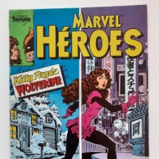 Cómics: COMI MARVEL HEROES NUMERO 1 - 1984. Lote 205672855