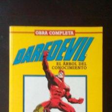 Cómics: DAREDEVIL - EL ARBOL DEL CONOCIMIENTO. Lote 205693492
