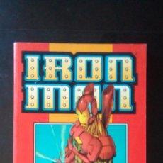 Cómics: IRON MAN - EL INVENCIBLE. Lote 205693633