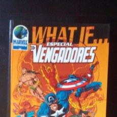 Cómics: WHAT IF... ESPECIAL LOS VENGADORES. Lote 205693816