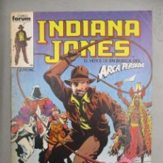 Cómics: INDIANA JONES COLECCION COMPLETA / 26 NUMEROS / FORUM / 1ª EDICION. Lote 205698323