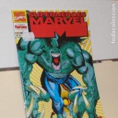 Cómics: SUPERHEROES MARVEL Nº 10 - FORUM. Lote 205728660