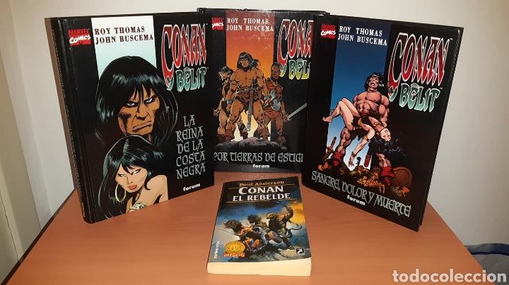 CONAN Y BELIT (Tebeos y Comics - Forum - Conan)