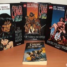 Cómics: CONAN Y BELIT. Lote 205748778