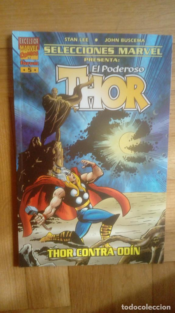 SELECCIONES MARVEL Nº 5. THOR - THOR CONTRA ODIN (Tebeos y Comics - Forum - Thor)