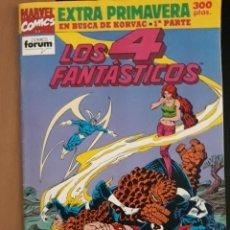 Cómics: LOS 4 FANTASTICOS. Lote 205829987