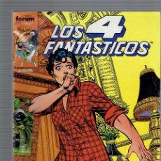 Cómics: LOS 4 FANTASTICOS COMICS FORUM N,52 LA NOCHE DE LA BRUJA Y 59,. Lote 205873263