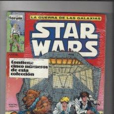 Cómics: STAR WARS -,TOMO RETAPADO FORUM NUMEROS 1 AL 5 - MUY BUEN ESTADO. Lote 205885197